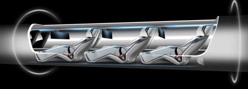 Train du futur : SpaceX lance un concours de prototypes sur un circuit d'essai