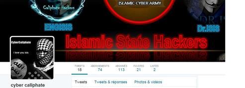 Des hackers pro-État islamique revendiquent plusieurs cyberattaques en France