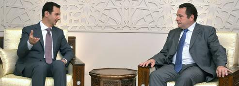 Trois députés de droite attendus en Syrie pour rencontrer Assad
