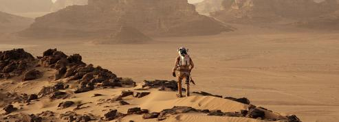 Seul sur Mars ,toujours seul en tête du box-office US