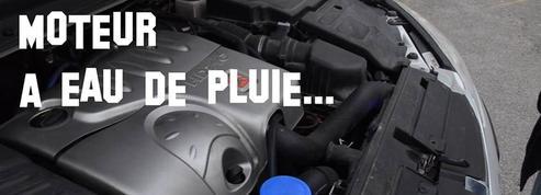 Automobile: un entrepreneur fait tourner les moteurs à l'eau de pluie