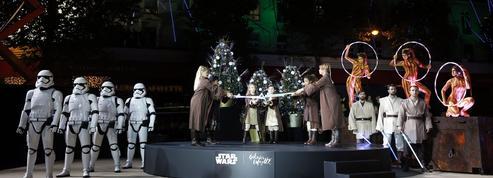 Star Wars : la force est avec les Galeries Lafayette