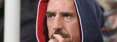Franck Ribéry réclame 1,5 millions de dollars à CNN