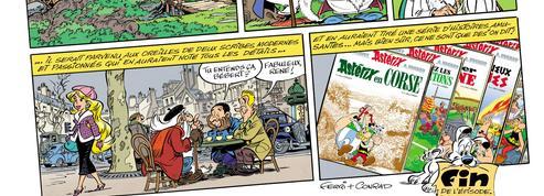 Astérix: le Papyrus de César dépasse le million d'exemplaires vendus