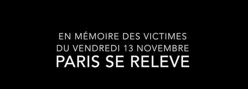 Attentats : Paris se relève chante Chrys Nammour