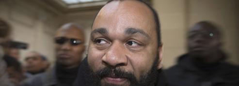 Dieudonné condamné à deux mois de prison ferme par la justice belge