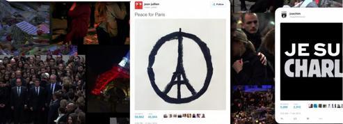 L'année 2015 de Twitter marquée par le terrorisme