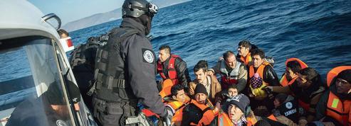 Paris et Berlin interpellent l'UE pour réduire le flux de migrants