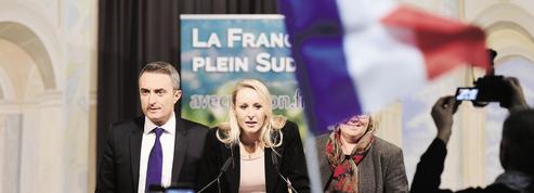 Au QG du FN à Marseille: «Marion a de beaux jours devant elle et nous aussi!»