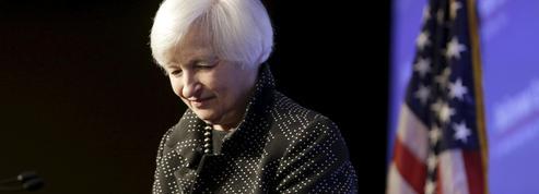 La hausse des taux de la Fed en cinq points