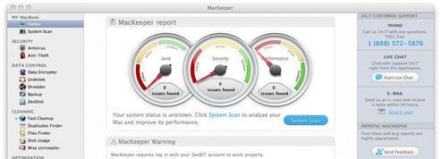Les données personnelles de 13 millions d'utilisateurs de MacKeeper exposées