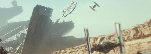 Star Wars VII :près de 3 millions de spectateurs en France