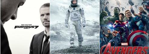 Les dix films les plus piratés en 2015