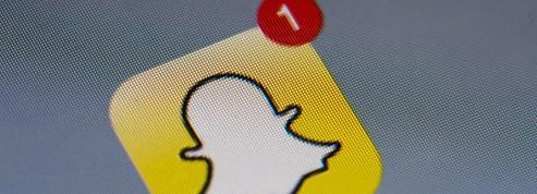Snapchat, WeChat ou Line, les nouvelles applications chouchous des médias