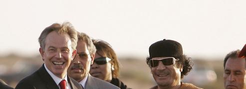 Tony Blair avait demandé à Mouammar Kadhafi de partir se «mettre en sécurité»