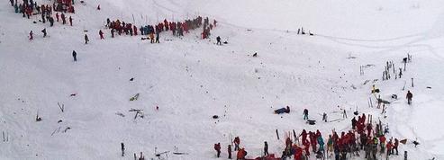 Trois morts et un blessé grave dans une avalanche aux Deux Alpes