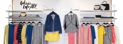 Galeries Lafayette s'affirme comme griffe de mode