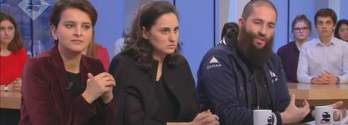 Réaction gênante de Vallaud-Belkacem face au président d'une ONG musulmane