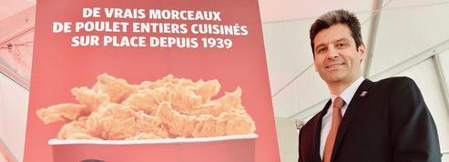 KFC ajoute du poulet français dans ses sandwichs