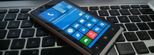 Microsoft développe un clavier pour iPhone et Android utilisable d'une main