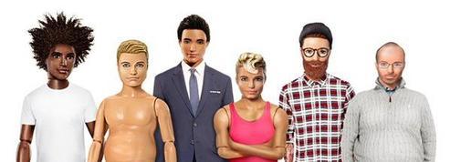 Tailles, cheveux, looks...: à quoi ressembleraient les nouveaux Ken?