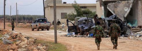 À Alep, les bombardements laminent les rebelles