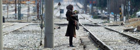 À Polykastro, on se prépare à la fermeture de la frontière entre Grèce et Macédoine