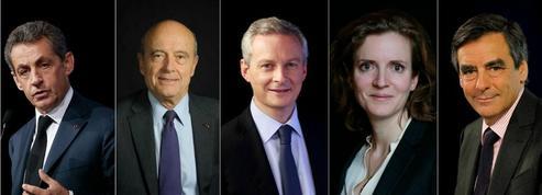 Qui sont les treize candidats à la primaire de la droite ?