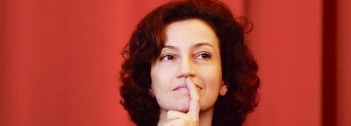 Audrey Azoulay, une grande «culture du livre»