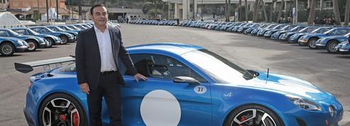 Avec Alpine, Renault reprend la route du haut de gamme