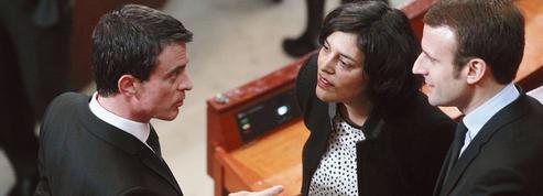 Myriam El Khomri, l'arme anti-Macron de Valls