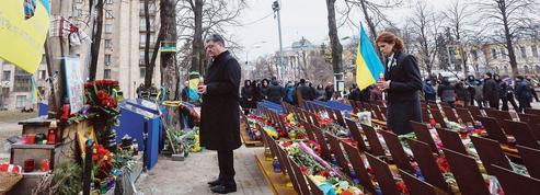 Ukraine: Porochenko, président en sursis