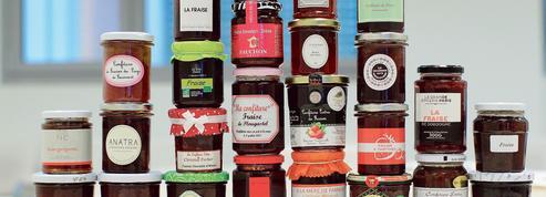 Les meilleures confitures de fraises de Paris