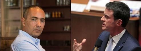 Manuel Valls soutient Kamel Daoud «sans aucune hésitation»