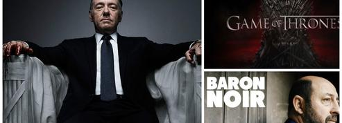 Game of Thrones ,House of cards ,Baron noir :petite leçon de géopolitique fiction