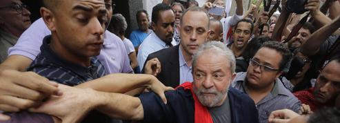 Brésil: l'ombre de la justice plane sur l'icône Lula