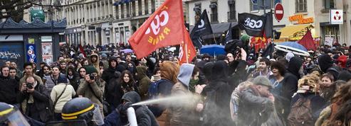 La manifestation dégénère à Lyon : 11 blessés et 3 interpellations