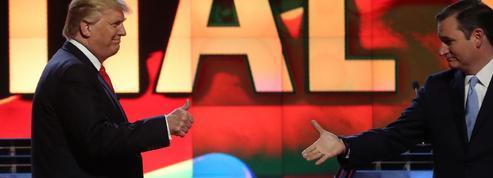 Cruz et Rubio attaquent Trump lors d'un débat étonnamment sérieux