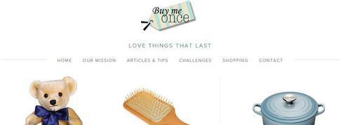 «BuyMeOnce», la plateforme qui vend des produits garantis à vie - ou presque -