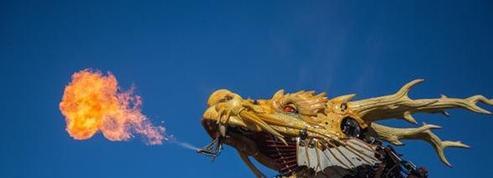 Pour faire revenir les touristes, Calais mise sur un... dragon