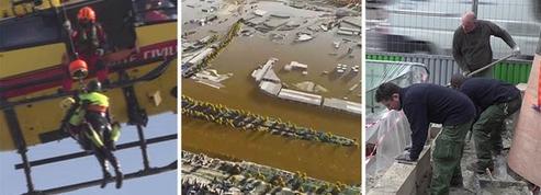 Inondations : revivez l'opération Sequana, la simulation de la crue du siècle