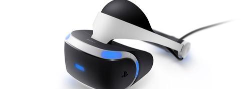 Le casque de réalité virtuelle de Sony coûtera 400 euros