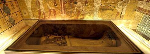 Le tombeau de Toutankhamon révèle enfin ses secrets