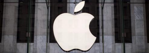 Apple choisit de stocker des données de ses clients chez Google
