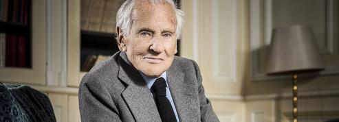Jean d'Ormesson: «Hollande n'a ni les qualités ni les défauts géniaux de Mitterrand»