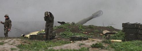 Combats meurtriers au Karabakh