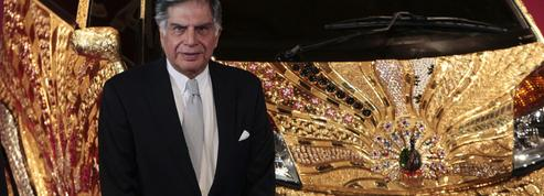 Tata, un groupe tentaculaire qui a accompagné l'essor de l'Inde