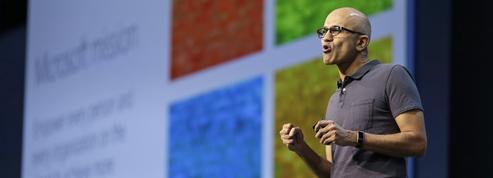 Intelligence artificielle et assistant virtuel, le futur de l'informatique pour Microsoft