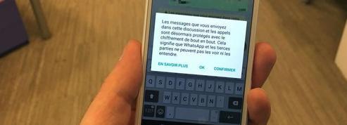 WhatsApp rend ses messages illisibles pour la police