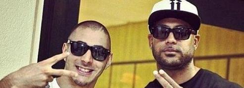 Booba apporte son soutien à Karim Benzema